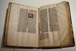 Al_Razi_Receuil_de_traite_de_medecine_translated_by_Gerard_de_Cremone_Second_half_of_13th_century