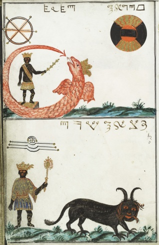 Image from Wellcome MS 2000